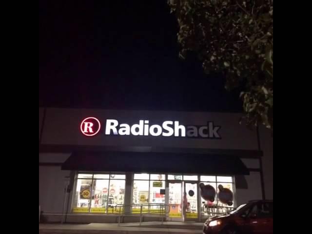 Welcome to radio shack
