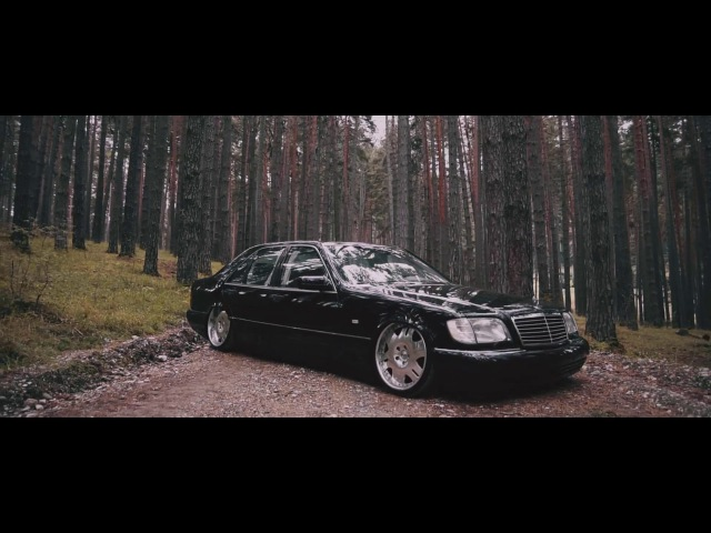 VIP Bagged S Klasse w140 | Layin in the Forest
