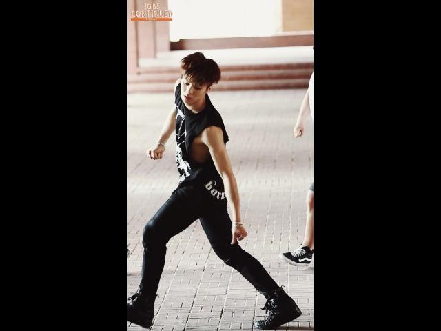 투 비 컨티뉴드_라키 댄스 퍼포먼스 (To Be Continued_Dance Performance ROCKY ver.)