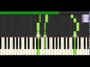 J.S.Bach/A.Marcello - Adagio - piano tutorial
