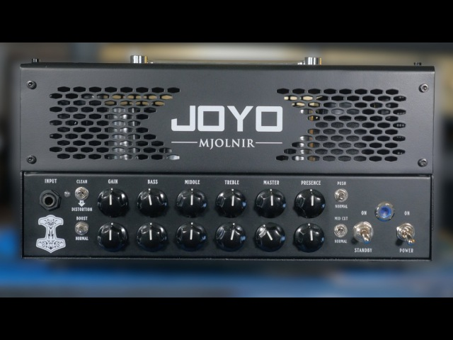 The 15W AMP That Does It All? Meet The MJOLNIR From Joyo!