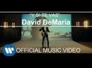 David DeMaría - Y si te vas (Videoclip Oficial)