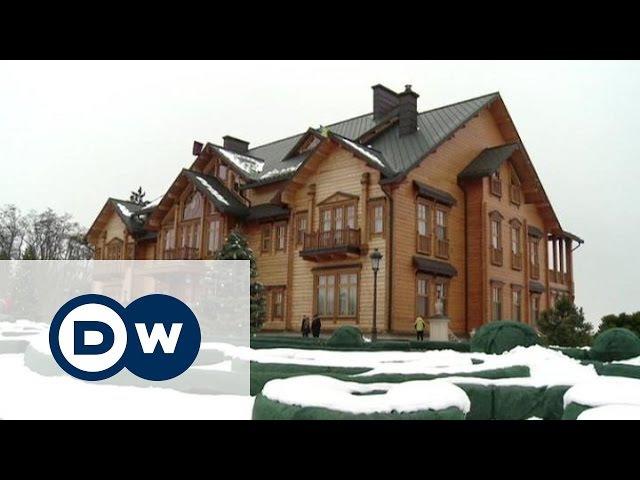 Межигорье год спустя - что стало с дворцом Януковича (2015) - музей коррупции