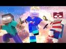 ♫ Wanted Men ♫ (Minecraft Original Music Video) - Minecraft Animation - FrediSaalAnimations