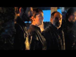 Game of Thrones Ser Davos Jon Snow'un cesedini koruyor Yeni fragman,Türkçe Altyazılı