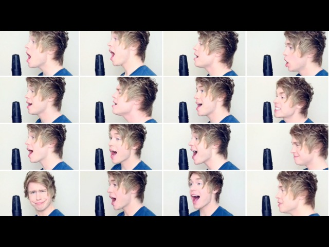 I Write Sins Not Tragedies ACAPELLA Panic At the Disco cover by Austin Jones