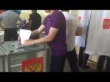 Карусель на избирательном участке 1053, Махачкала