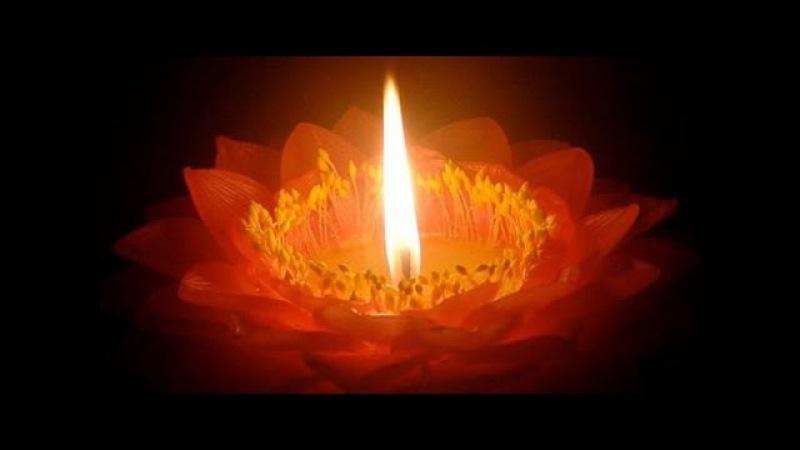 Огонь камина звон колоколов и поющие чаши мощнейшее очищение Пространства Ошеломляющее звучание