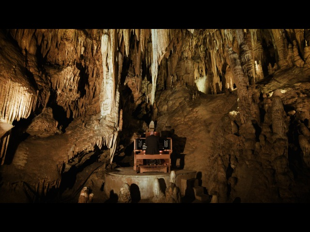 Real Live Cave Music Marvel at the World's Largest Instrument