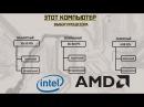 Лучшая шпаргалка по выбору процессоров для игр