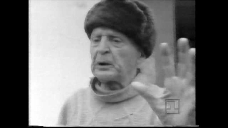 Шашурин Сергей Петрович Документальный фильм Вагон 003