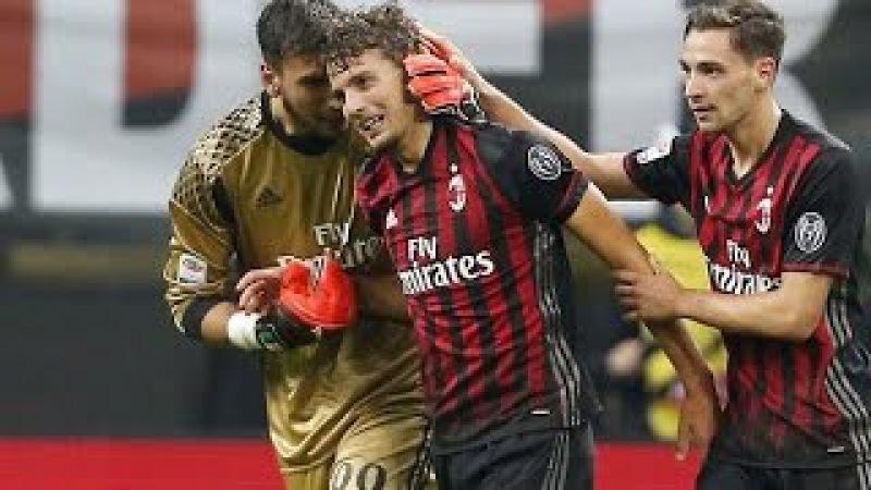 AC Milan - Juventus 1-0 Özet ve Goller 22 Ekim 2016 İtalya Serie A