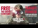 Sniper Elite 4   Andreas Kessler Story Trailer