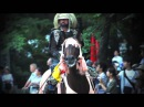 This is JAPAN March of the SAMURAI NOMAOI in Souma Fukushima