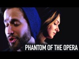 Phantom of the Opera - All I Ask of You (ROCKMETAL) cover by Jonathan Young &amp Malinda K Reese