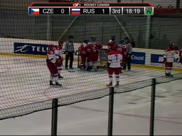Nov 03, 2016 WHC-17: 1/4. Czechia 1-3 Russia