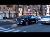 Riding 2007  Porsche Cayenne TechArt Magnum in Kharkiv (Ukraine)