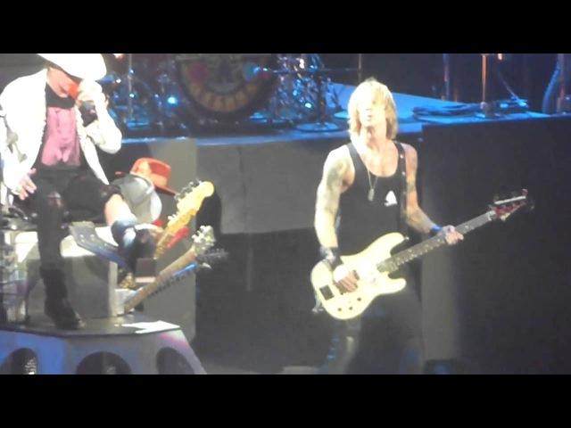 Guns N' Roses - Sweet Child Of Mine - Las Vegas 04/08/2016 » Freewka.com - Смотреть онлайн в хорощем качестве