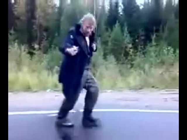 Dance with a Russian Pharell