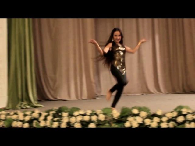 Yetenek Sizsiniz Turkiye- Afaq Shikarova (dans gosterisi)