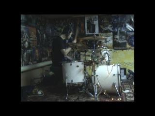 Alien Factory - Rebel (Drum Cover Improvisation=))