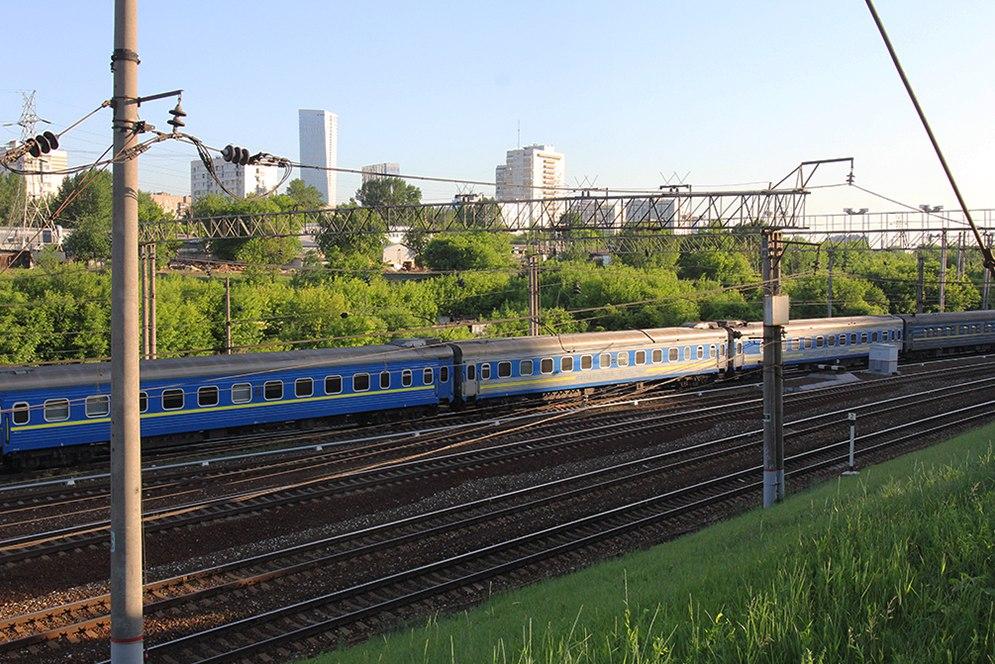 поезд русь фото