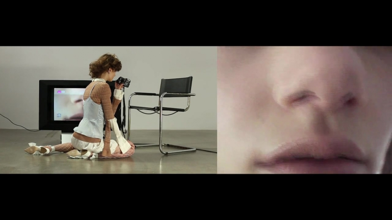 THE INGENUE MAGAZINE ISSUE 3 TEASER BY ALICE ROSATI.