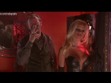 Обнажённая Памела Андерсон (Pamela Anderson Lee) в фильме Не называй меня малышкой (Barb Wire, 1996, Дэвид Хоган) 1080p