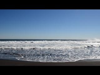 Камчатка. Халактырский пляж. Тихий океан.