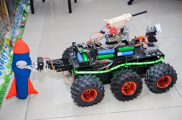 машина робот