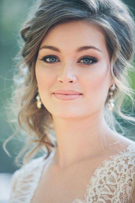 Самостоятельное нанесение свадебного макияжа