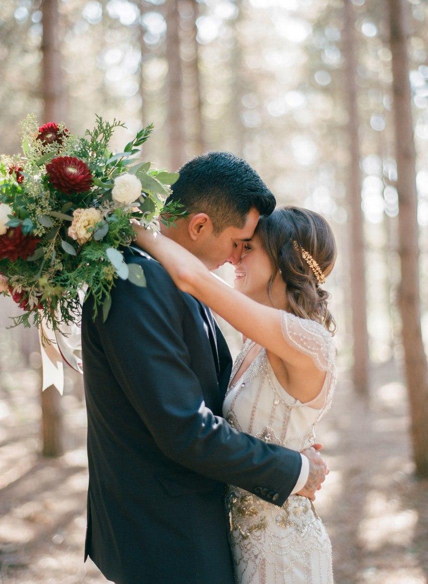 pbu8nRd1lEo - Романтическая свадьба на берегу озера (26 фото)