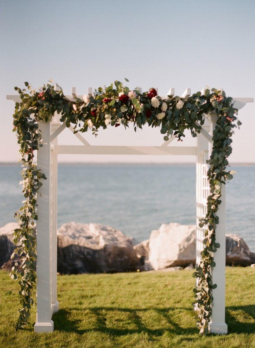 VbxqLFvw7vg - Романтическая свадьба на берегу озера (26 фото)