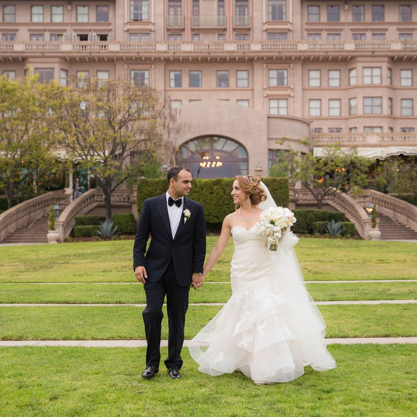 qZkUnMHFick - Раффи и Анжела. Свадьба в стиле Гламур. (26 фото)