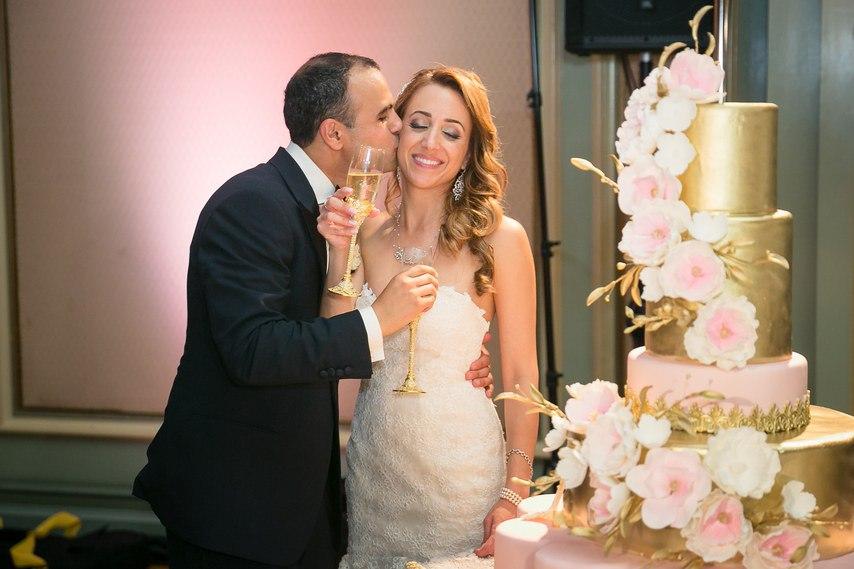 Раффи и Анжела. Свадьба в стиле Гламур. (26 фото)