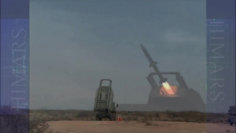 Lockheed Martin - High Mobility Artillery Rocket System (HIMARS) [720p]