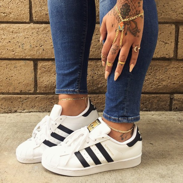 женские Adidas Superstar