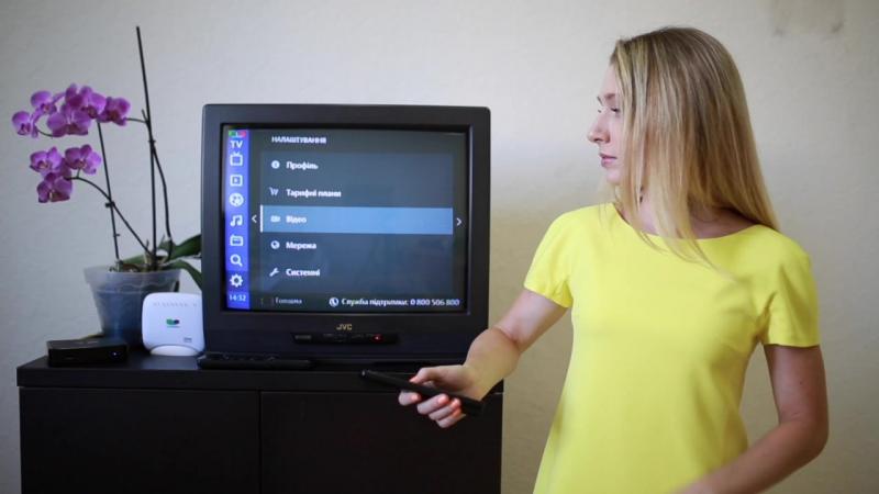 Як підключити тв-приставку за допомогою RCA-кабелю