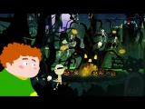 scary pumpkin - halloween song - scary rhymes - nursery rhymes - kids songs