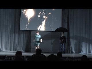 3-19 Команда Саны Александровны – Театральный этюд (АНИМЕ 38 Superhero Cosplay-con 2017)
