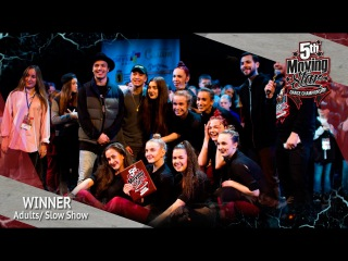 Slow Show |  Adults | 1 Place - What the Funk?! | Moving Star 2016