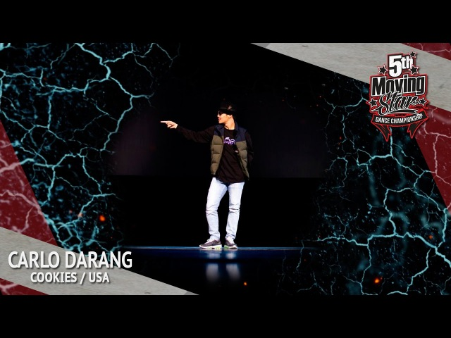 Carlo Darang | Judges| MOVING STAR DANCE CHAMPIONHIP 2016