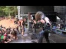 NUNSLAUGHTER Live At OEF 2014 HD