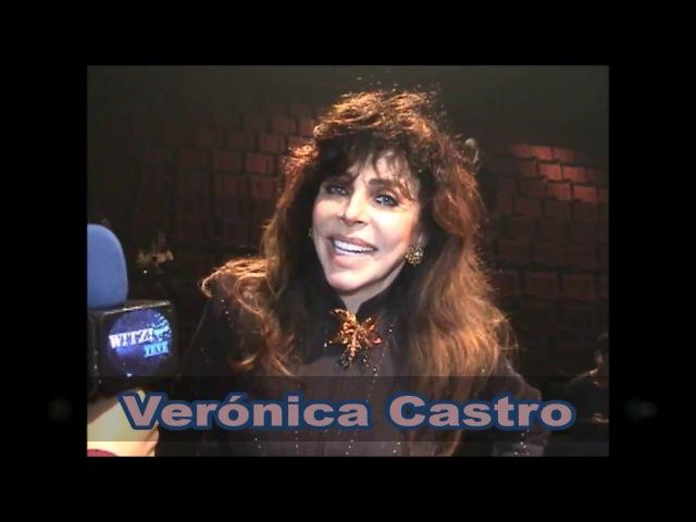 VERÓNICA CASTRO | DESEOS AÑO NUEVO | WITZI TeVe
