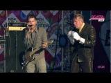 Сплин - Live @ Рок над Волгой 2011 (feat. Олег Гаркуша!)
