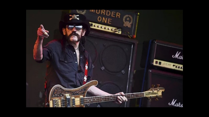 Дорожная команда Motorhead (bonus from LEMMY 49% Motherfucker, 51% son of a Bitch)