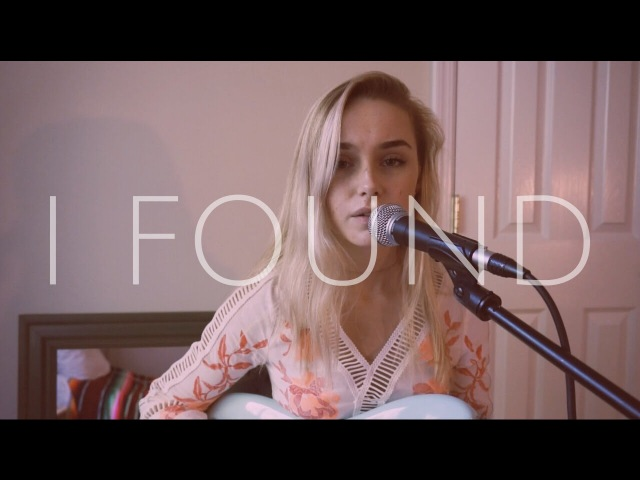 I Found - Amber Run (Cover) by Alice Kristiansen