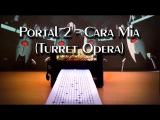 Music Box KikkerlandМузыкальная шкатулка Portal 2 - Cara Mia (Turret Opera)