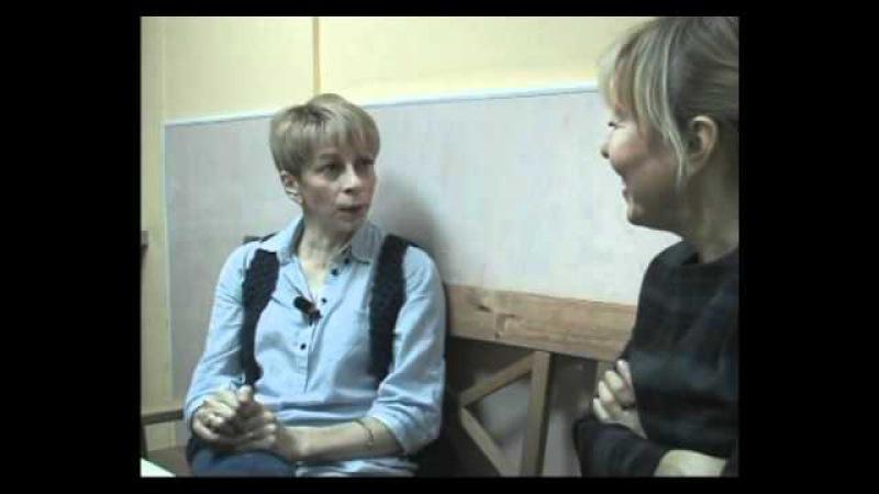 Ольга Кормухина в гостях у Доктора Лизы, 25.11.2010