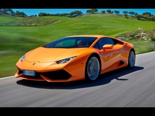 2015 Lamborghini Huracán LP 610-4 Review